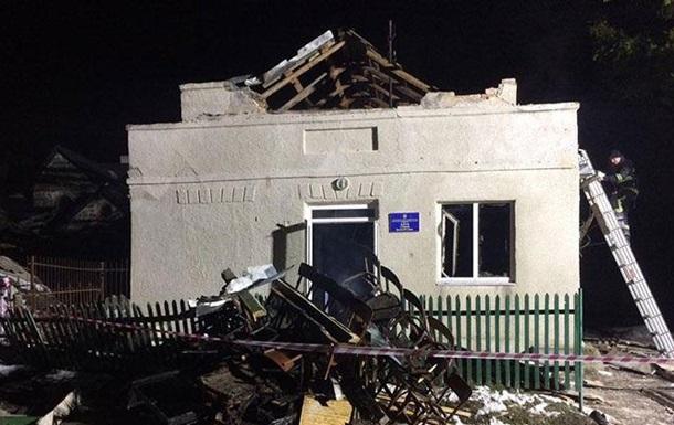 У Тернопільській області стався вибух у сільському клубі
