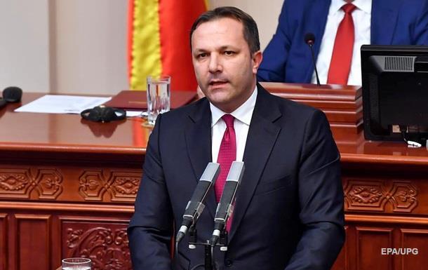 Обрано тимчасового главу уряду Північної Македонії