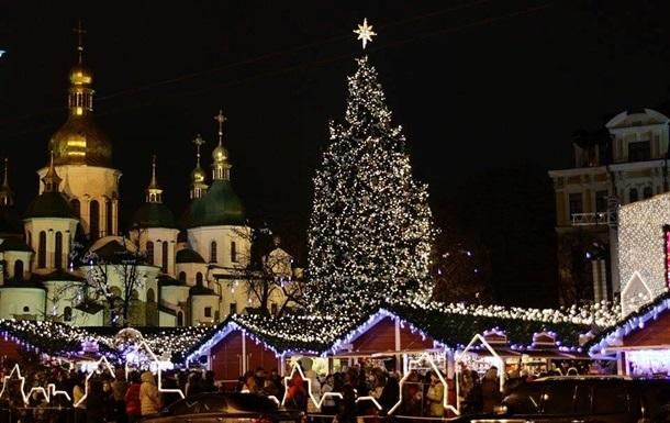 На Рождество в Киеве ограничат движение