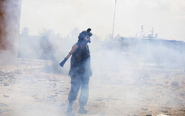 Почти 30 человек погибли при обстреле военного училища в Ливии