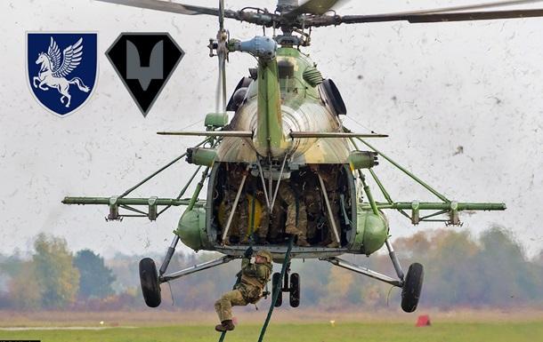 В силах спецопераций ВСУ создали авиаэскадрилью