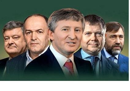 2019: Успехи и провалы украинской олигархии