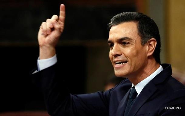 Кандидатуру Санчеса на посаду прем єра Іспанії не підтримав парламент