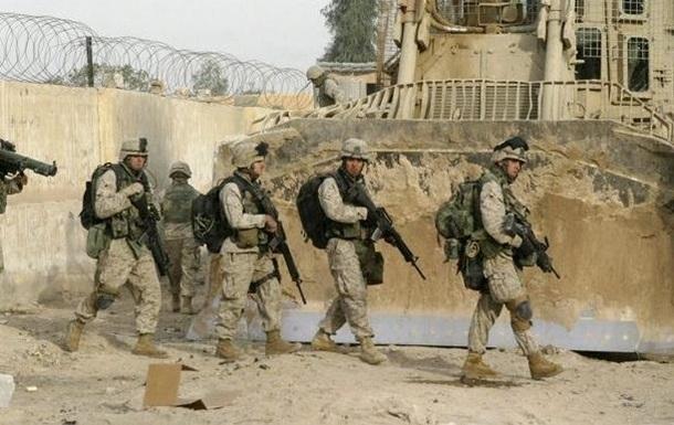 В Іраку припинена операція коаліції на чолі зі США