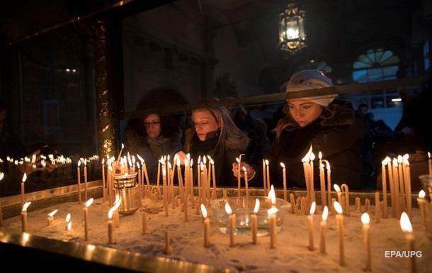 В Україні відзначають святвечір Різдва