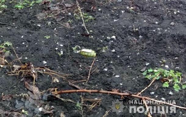 У дворі будинку в Донецькій області стався вибух
