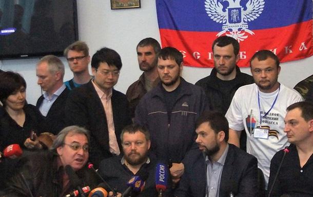 Жители республик все больше перестают верить в обещания  власти  ДНР