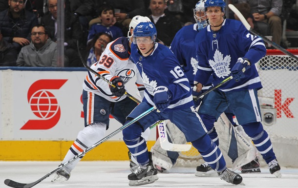НХЛ: Коламбус обыграл Лос-Анджелес, Эдмонтон перестрелял Торонто