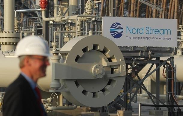 ФРН закачує газ з РФ по новому газопроводу