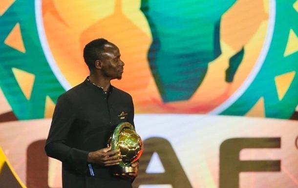 Мане визнаний найкращим футболістом Африки