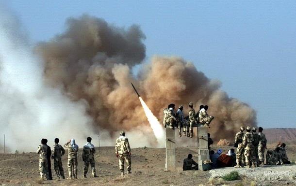Иран атаковал несколько объектов США в Ираке