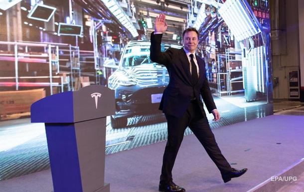 Ілон Маск станцював на презентації в Китаї