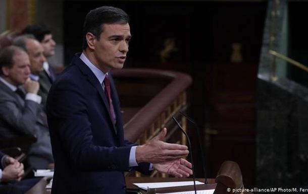Парламент Іспанії з другої спроби затвердив Санчеса прем єром