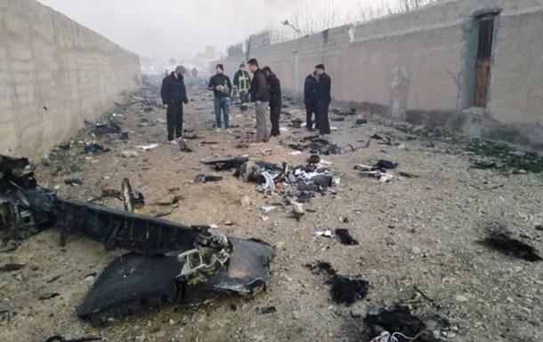 Катастрофа літака МАУ: ніхто не вижив