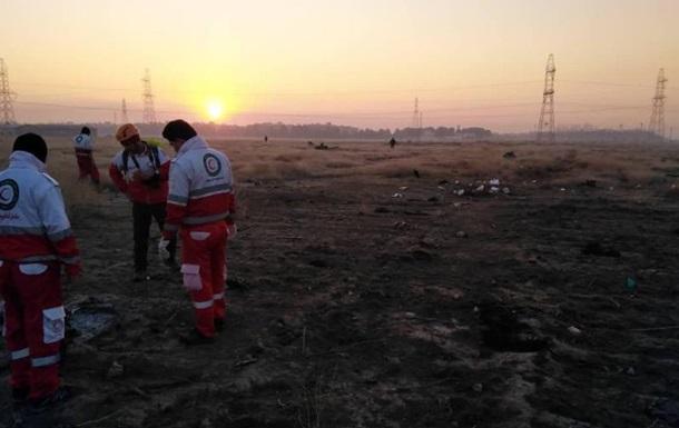 В МИД Украины прокомментировали крушение самолета