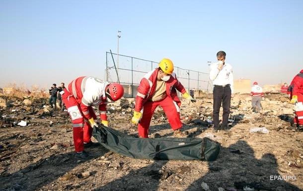 Крушение самолета МАУ в Иране: расследованием займутся иранские власти