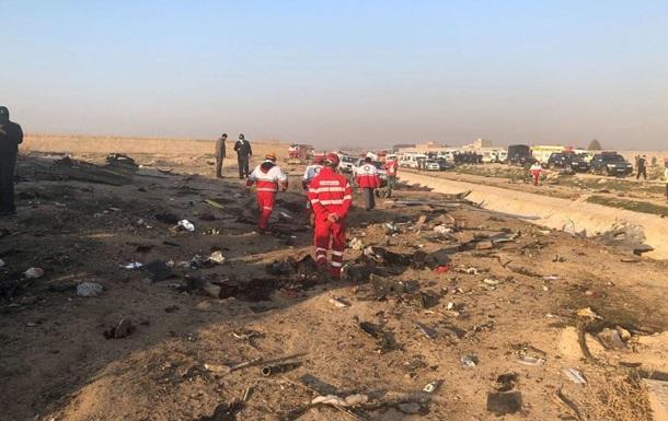 МАУ призупинили польоти в Тегеран