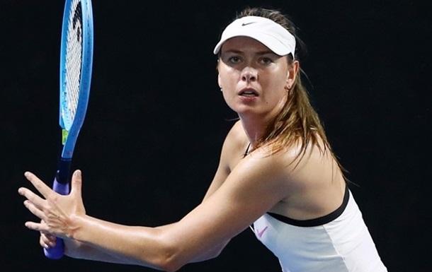 Шарапова получила уайлд-кард на Australian Open