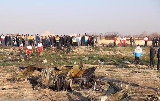 Авиакатастрофа в Иране: найден второй черный ящик