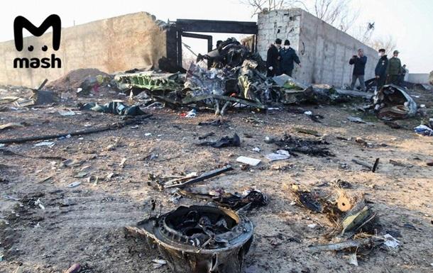 В МАУ рассказали о разбившемся в Иране самолете