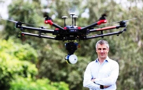 Представлены дроны для полетов в пещерах