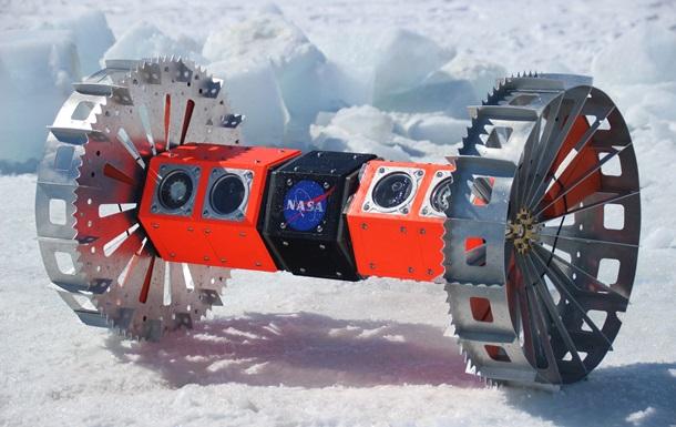 NASA протестировала робота для работы подо льдами