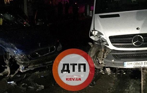 В Житомирской области пьяный коп устроил ДТП и скрылся – СМИ