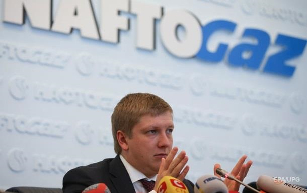 Коболев обсудит с Кабмином  судьбу  долга Газпрома