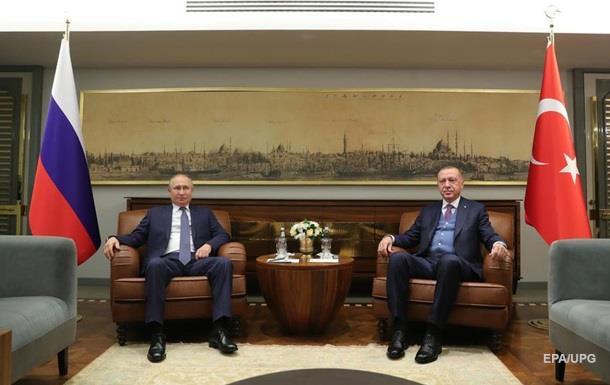 Вбивство Сулеймані: заява Ердогана і Путіна