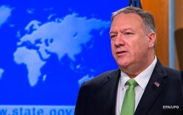 США готові допомогти Україні у зв язку з катастрофою Boeing - Помпео