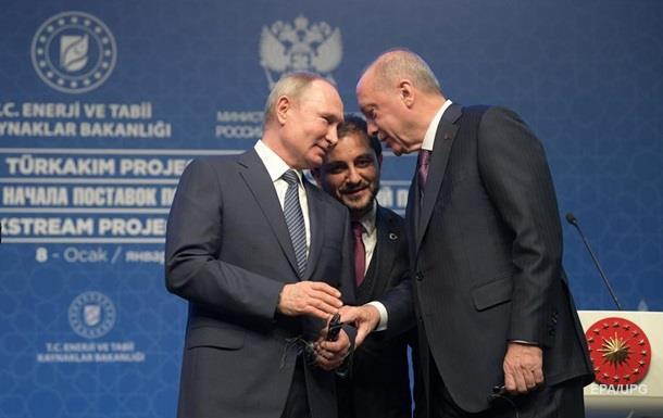 МИД РФ: Путин и Эрдоган согласовали позицию по Ливии