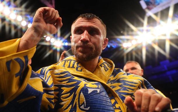 Ломаченко - лучший боксер в своем возрасте по версии ESPN