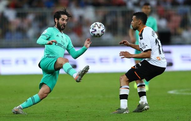 Реал зіграє в фіналі Суперкубка Іспанії