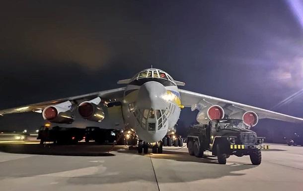 Літак Міноборони з експертами вилетів до Ірану