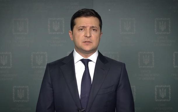 Зеленский записал обращение по катастрофе в Иране