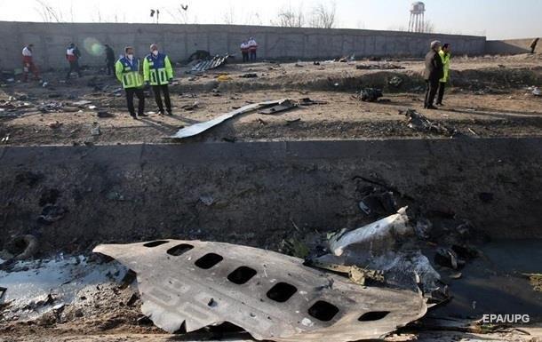 Катастрофа літака: Іран опублікував звіт