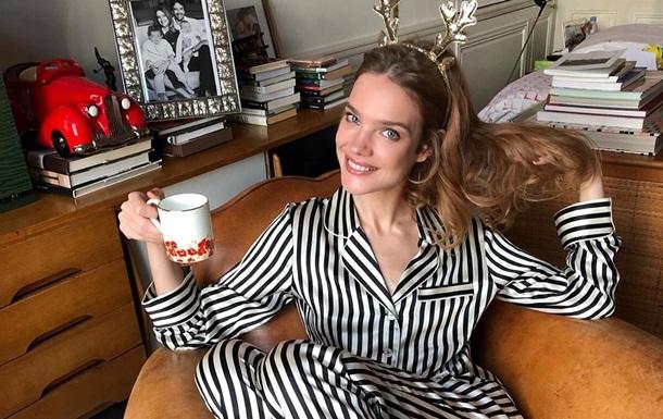 Супермодель Водянова похвалилася новим особняком в Парижі