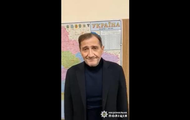 У Києві зловили російського  злодія в законі