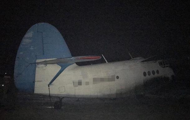 На Закарпатье задержали контрабандистов с самолетом