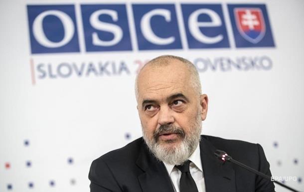 Новый глава ОБСЕ посетит Украину