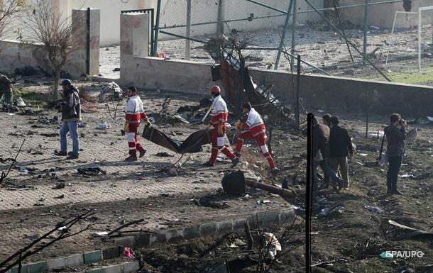 Иран заявил, что экипаж другого судна видел горящий самолет МАУ