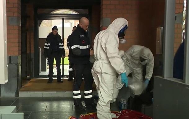 В Бельгии чиновники получили конверты с белым порошком