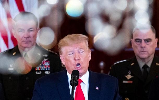 Трамп припинив воювати. Преса про ситуацію в Ірані