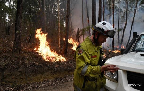 В Австралії очікують нової хвилі пожеж