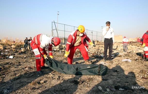Аварія літака МАУ: Канада хоче брати участь у розслідуванні