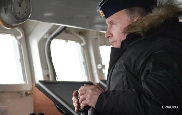 Київ направив ноту протесту через візит Путіна до Криму