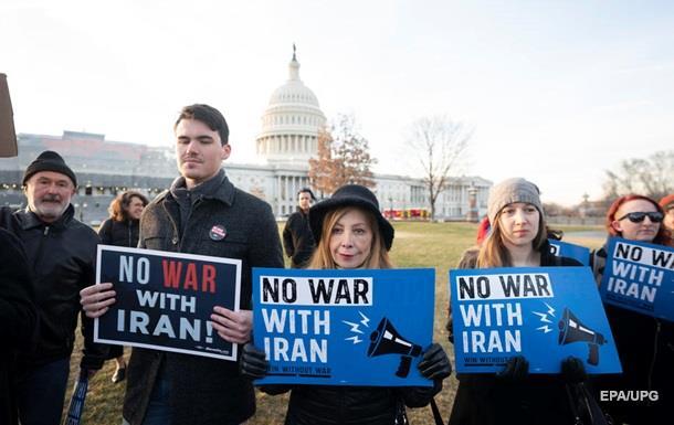 В Конгрессе США решили ограничить военные полномочия Трампа