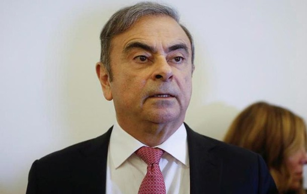 Ліван заборонив виїзд з країни екс-очільнику Nissan Карлосу Гону