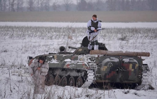На Донбассе погиб боец ВСУ, еще один ранен