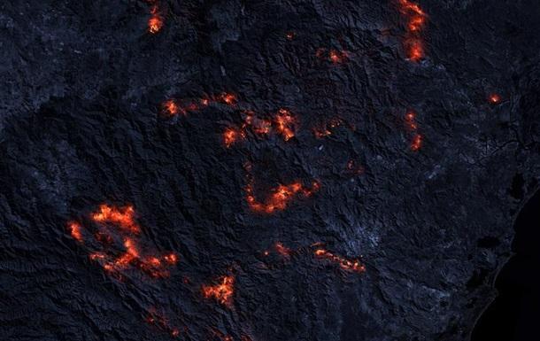 Земля у вогні: зміна клімату і вирубка лісів підвищують ризик пожеж у світі
